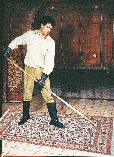 Teppichwaesche von Orientteppichen unter was-wo-finden.de