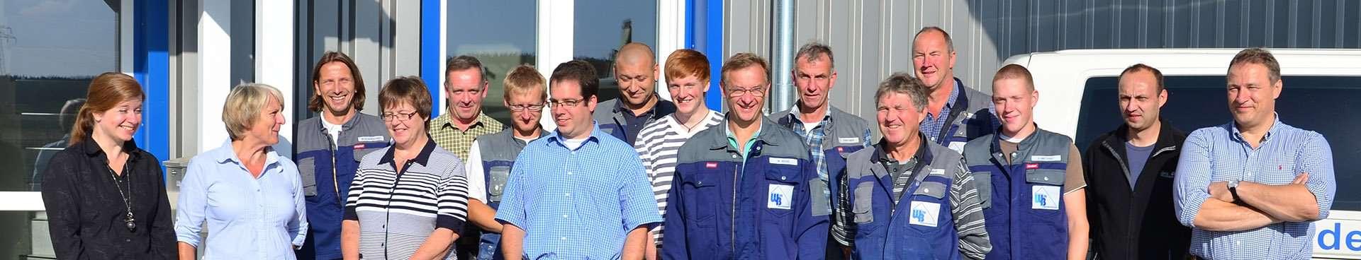 Witt Baugesellschaft - Bauen in der Wirtschaftsregion Nordheide