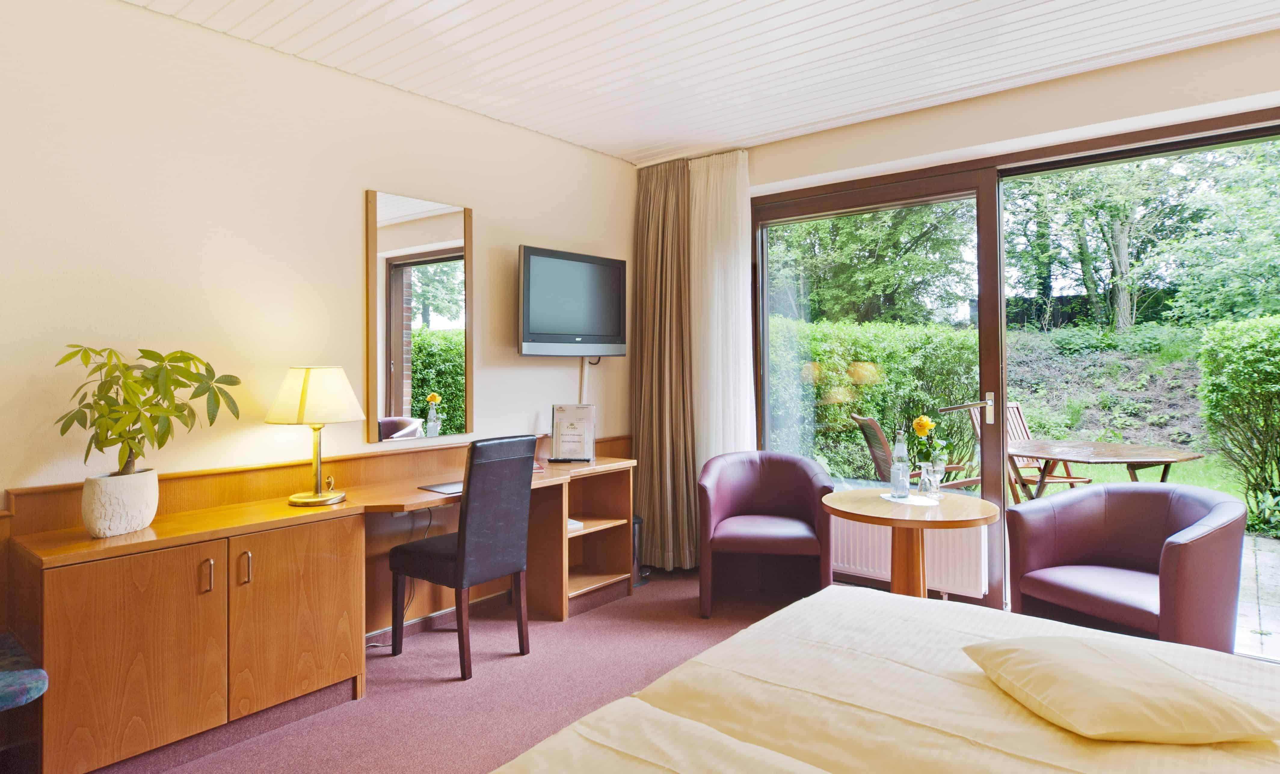Zimmer- und Ambiente Fotos im Hotel Cordes