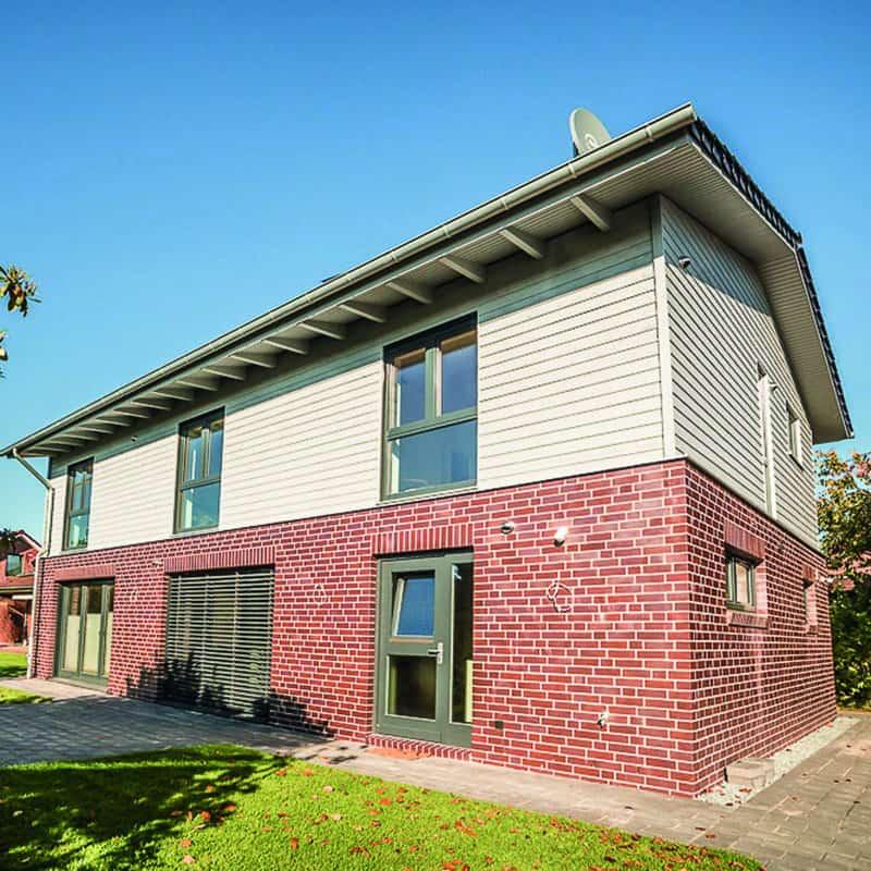Ihr Traumhaus in 3 Monaten gebaut, massiv und einzigartig und aus Holz. Gefunden auf was-wo-finden.de im Landkreis Harburg