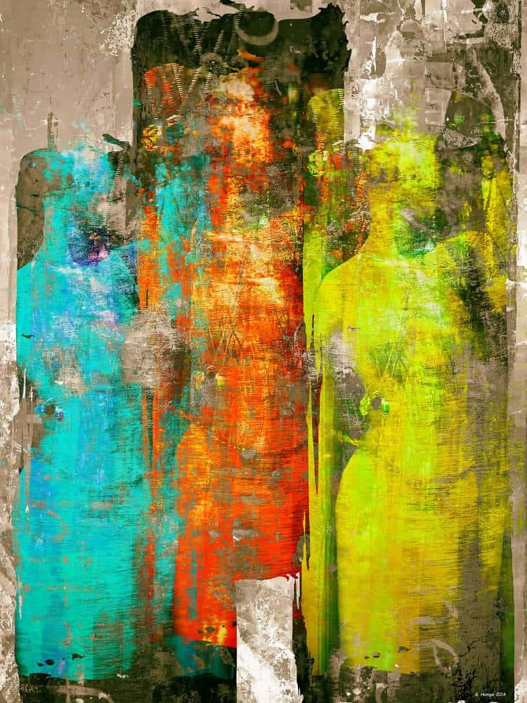 three-colorful-women