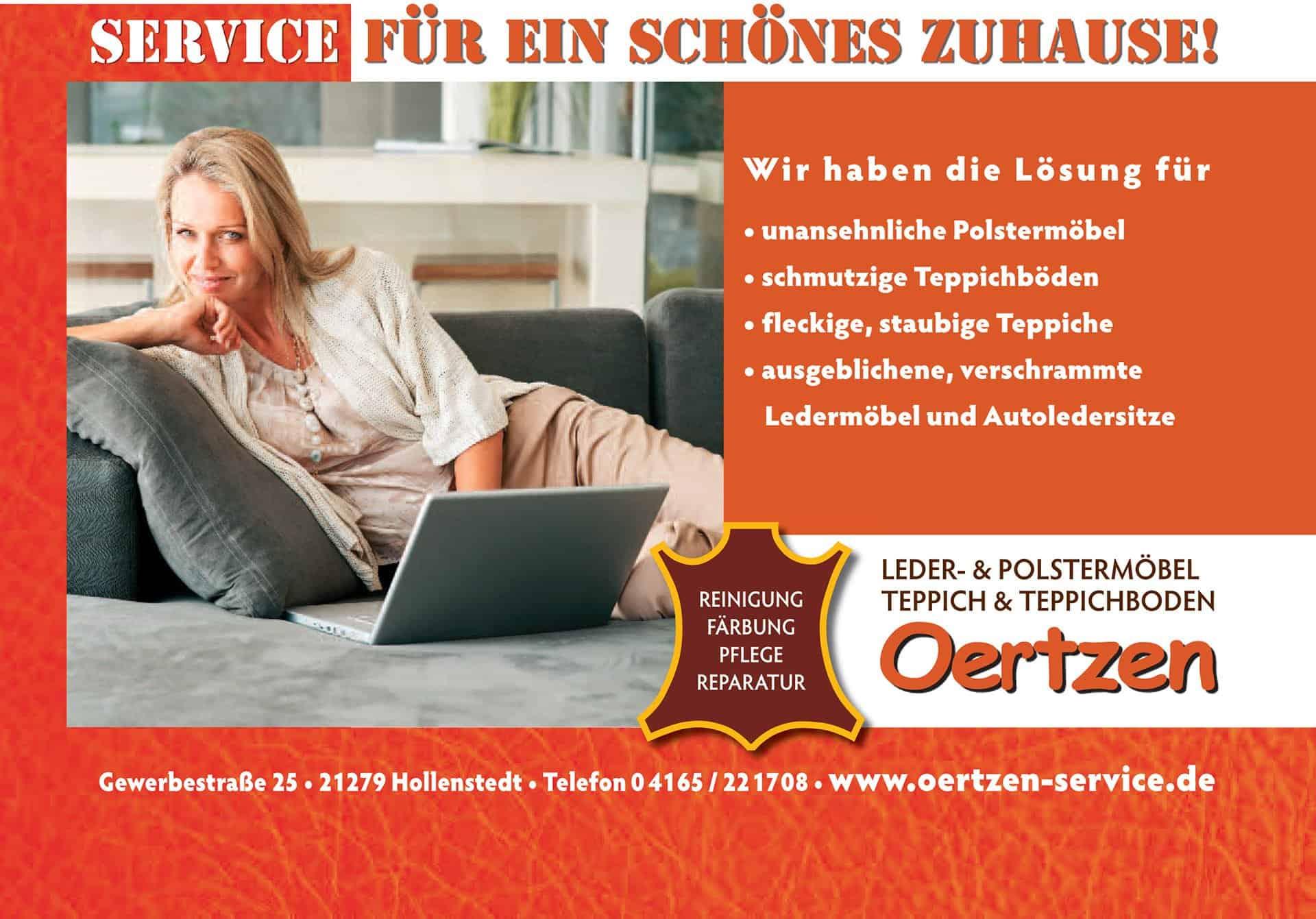 Oertzen Leder-Service in Hollenstedt