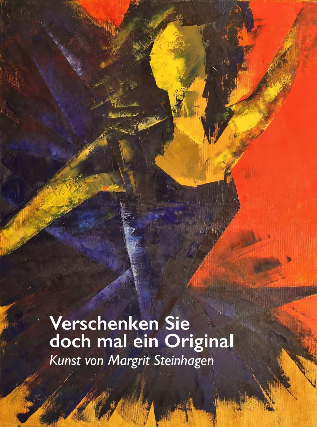 Leinwandmalerei Nordheide – Magrit Steinhagen