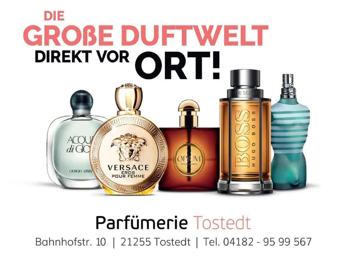 Parfümerie im Landkreis Harburg / Nordheide