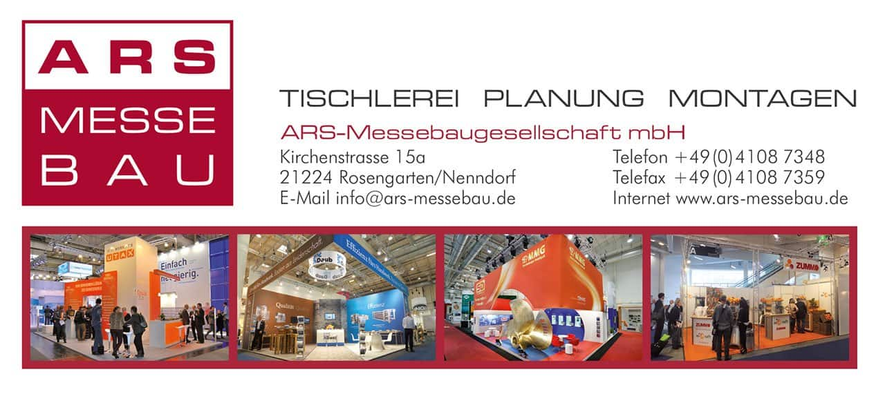 Messebau und Planung – ARS Messe Bau