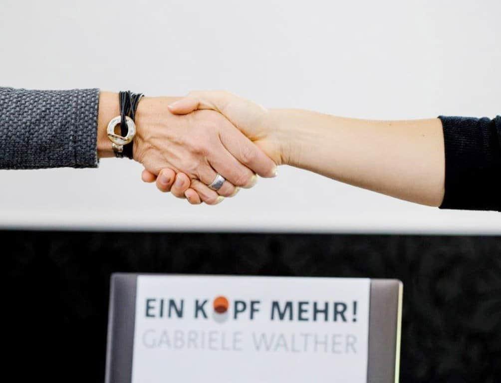 Gabriele Walther - Büroarbeiten bei Bedarf auf was-wo-finden.de
