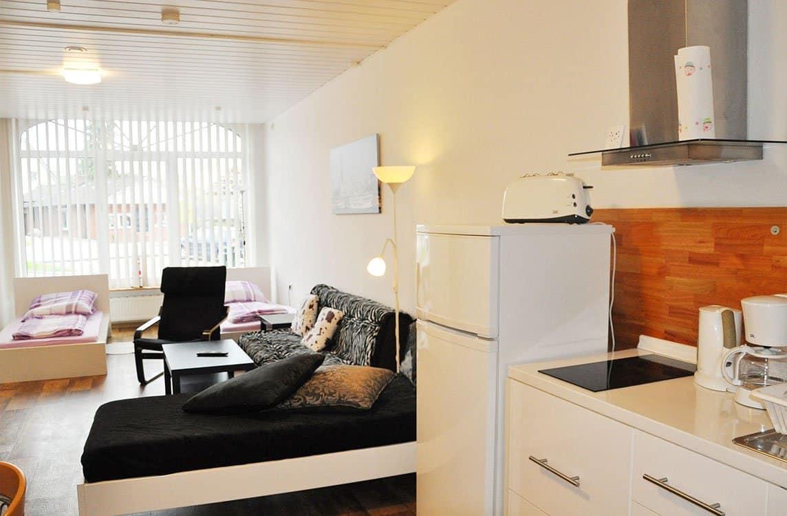 Monteurzimmer im Landkreis Harburg Nordheide - Schlafen in Rosengarten