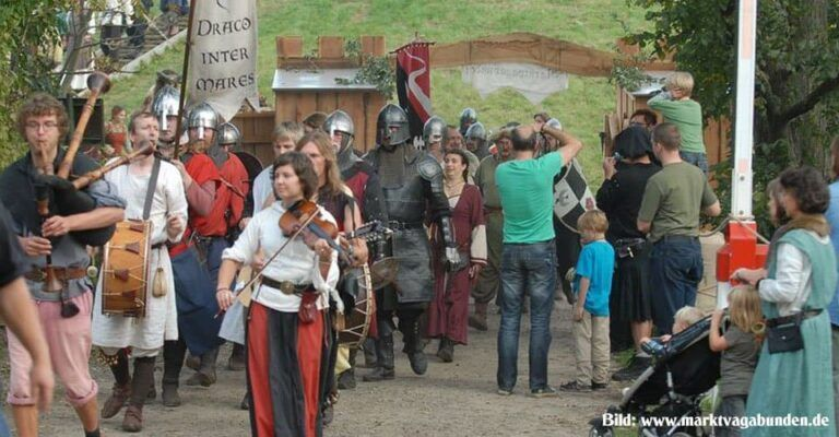Mittelaltermarkt Elb-Spectaculum in Stove - Was? Wo? Finden!