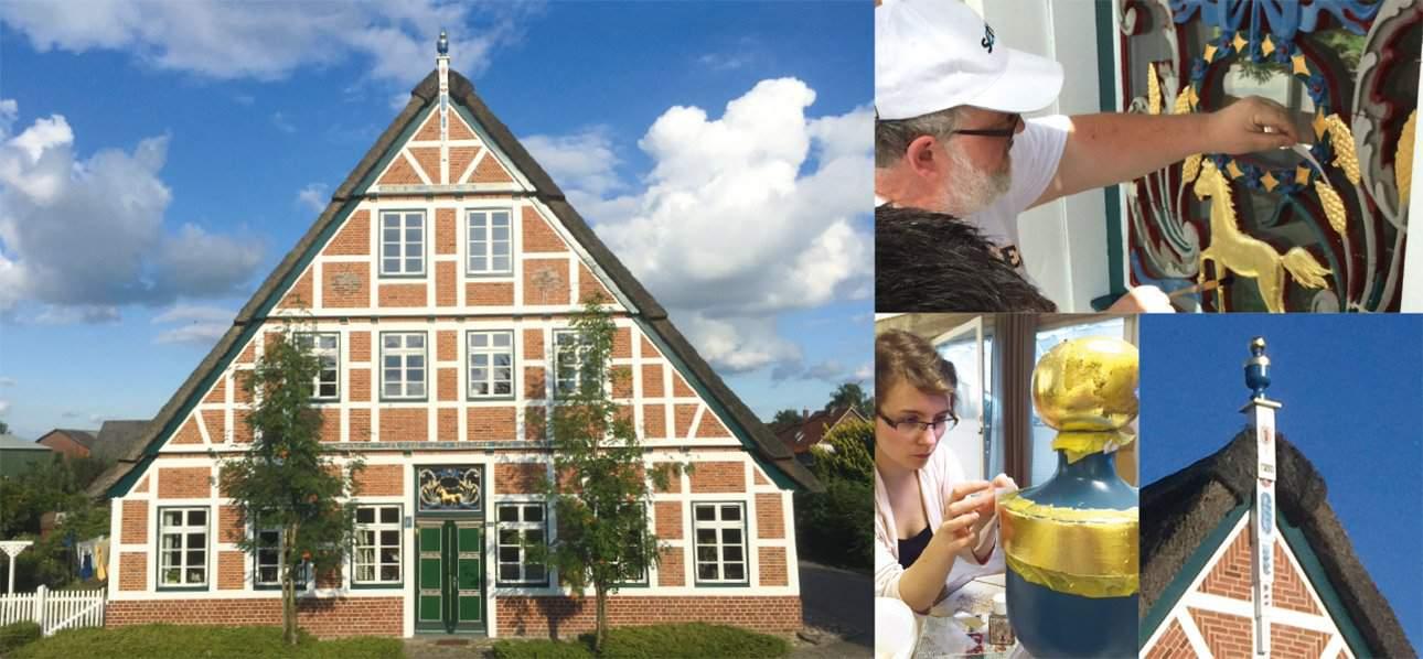 Maler- und Fassadenarbeiten Nordheide - Ringel Malermeister