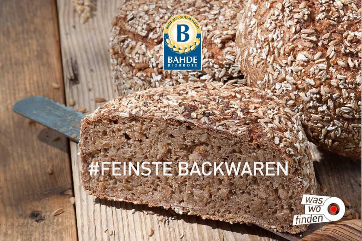 Gesunde Backwaren - Bäckerei Bahde aus Seevetal
