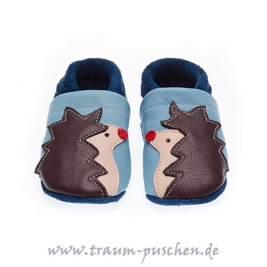 puschen-Igelchen_babypuschen