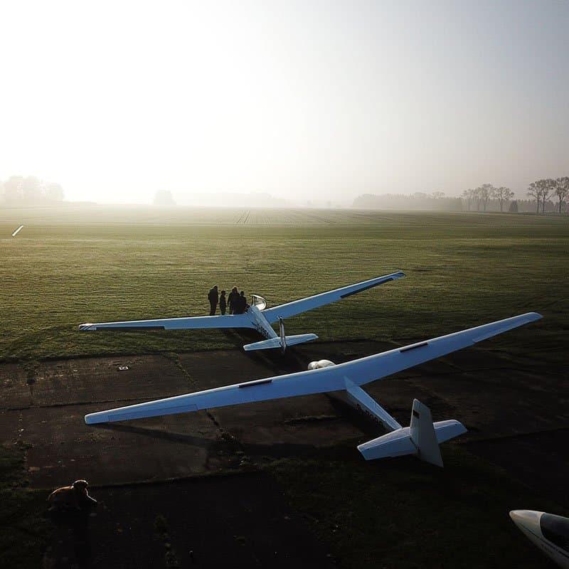 Fliegen, Rundflug & Luftsport in der Nordheide – AIRBUS HFB-Fluggemeinschaft