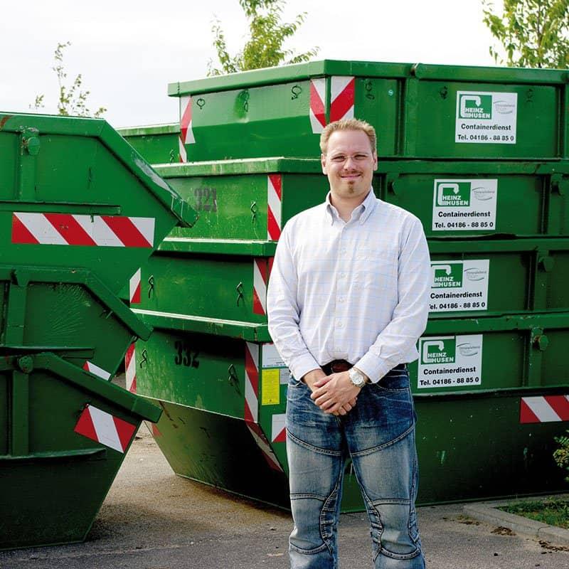 Containerdienst Nordheide – Heinz Husen