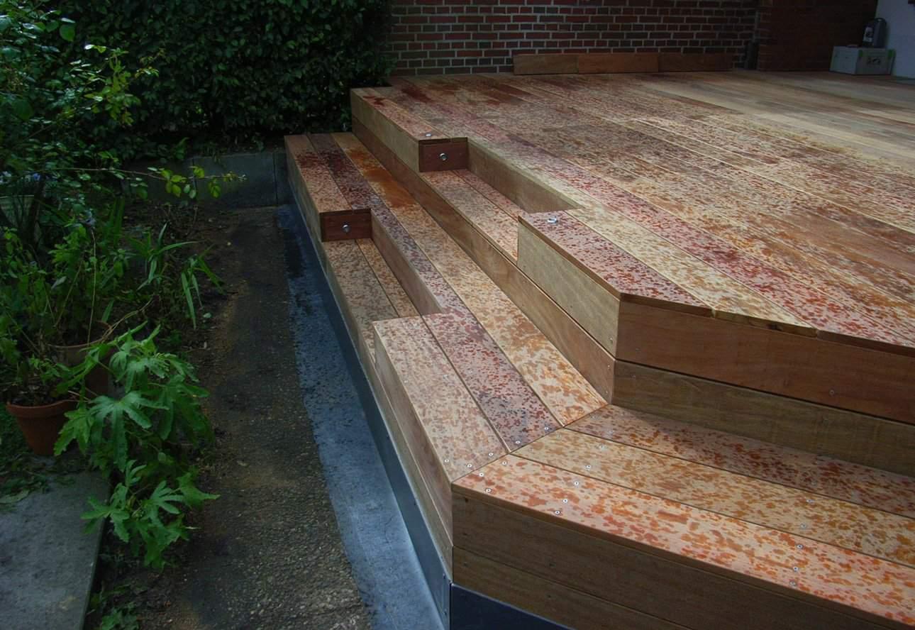 Holzterrasse von Bernd Schäffer Holzdesign