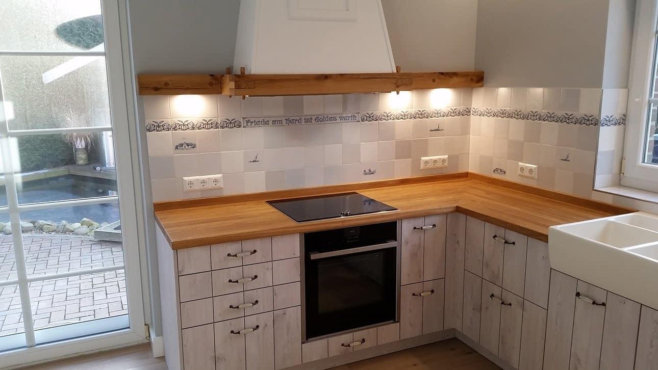 Küche von Bernd Schäffer Holzdesign