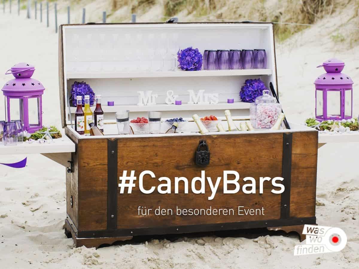 Candy Bars - für den besonderen Event