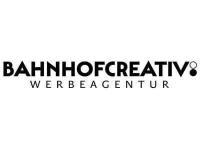 Bahnhof Creativ Werbeagentur Logo