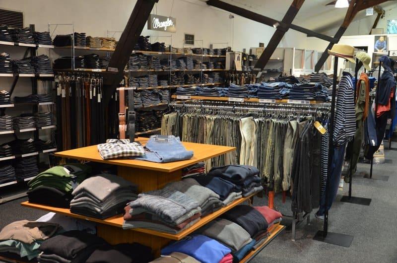WABA Store Hosen Pullover Herren