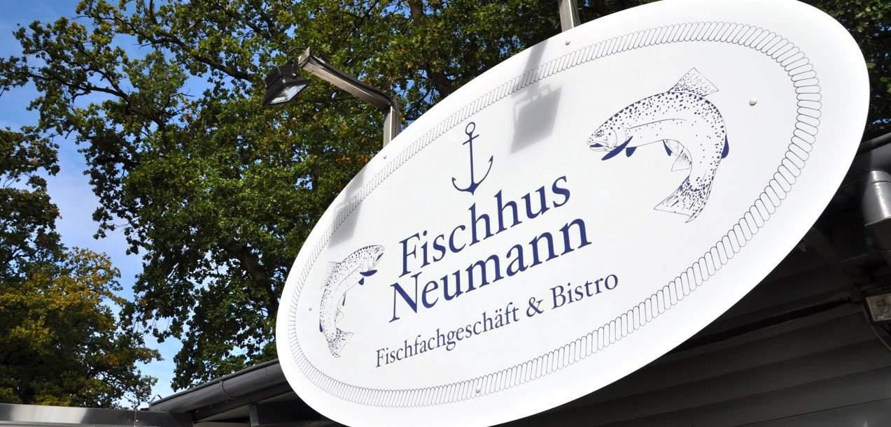 Fisch essen in der Nordheide - Fischhus Neumann