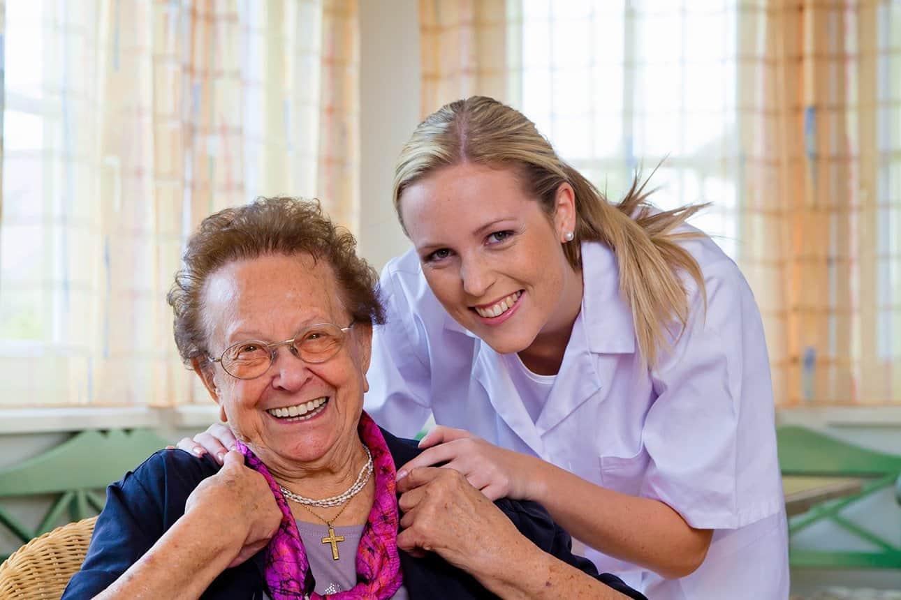 Pflegeheim Nordheide - Gute Pflege liegt uns am Herzen