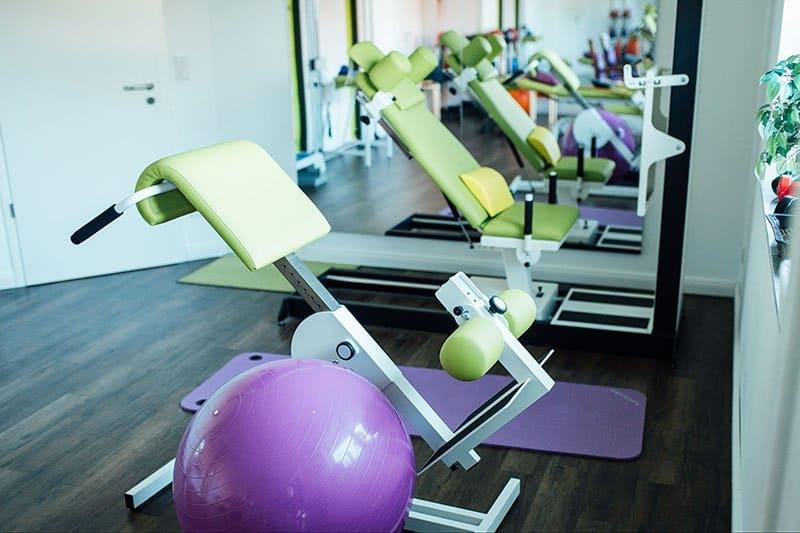 Wellness Raum – Physiotherapie Backhaus