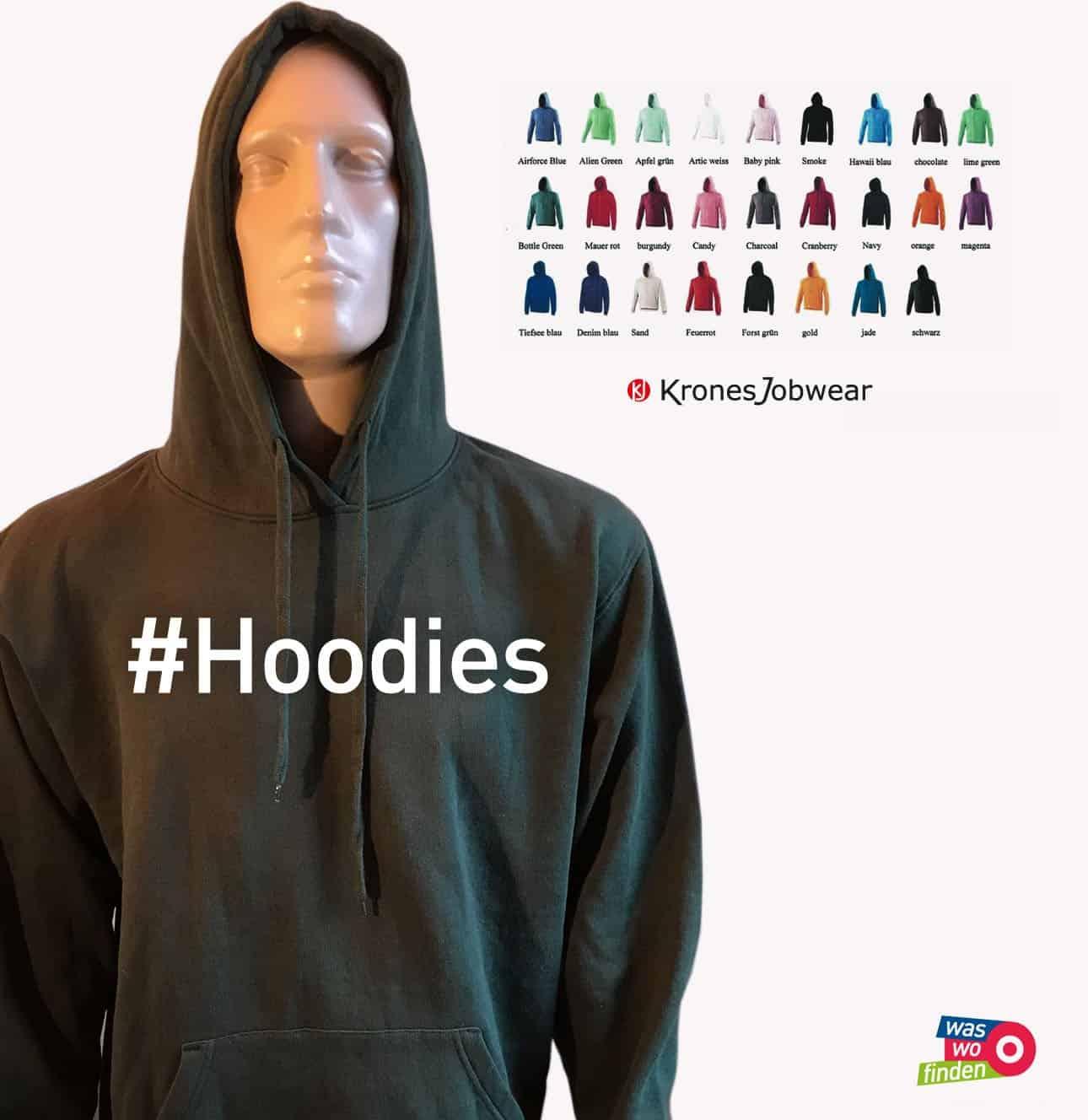 Hoodies Nordheidel - Krones jobwear
