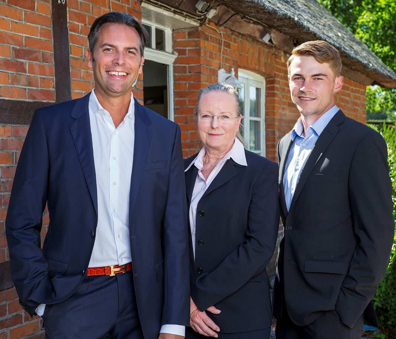 Das Team von Dahler & Company Immobilien Nordheide