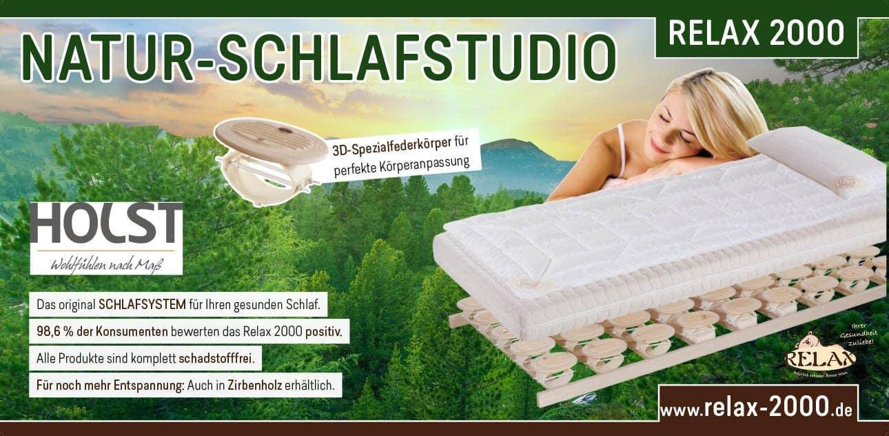 gesund Schlafen – Naturschlafstudio
