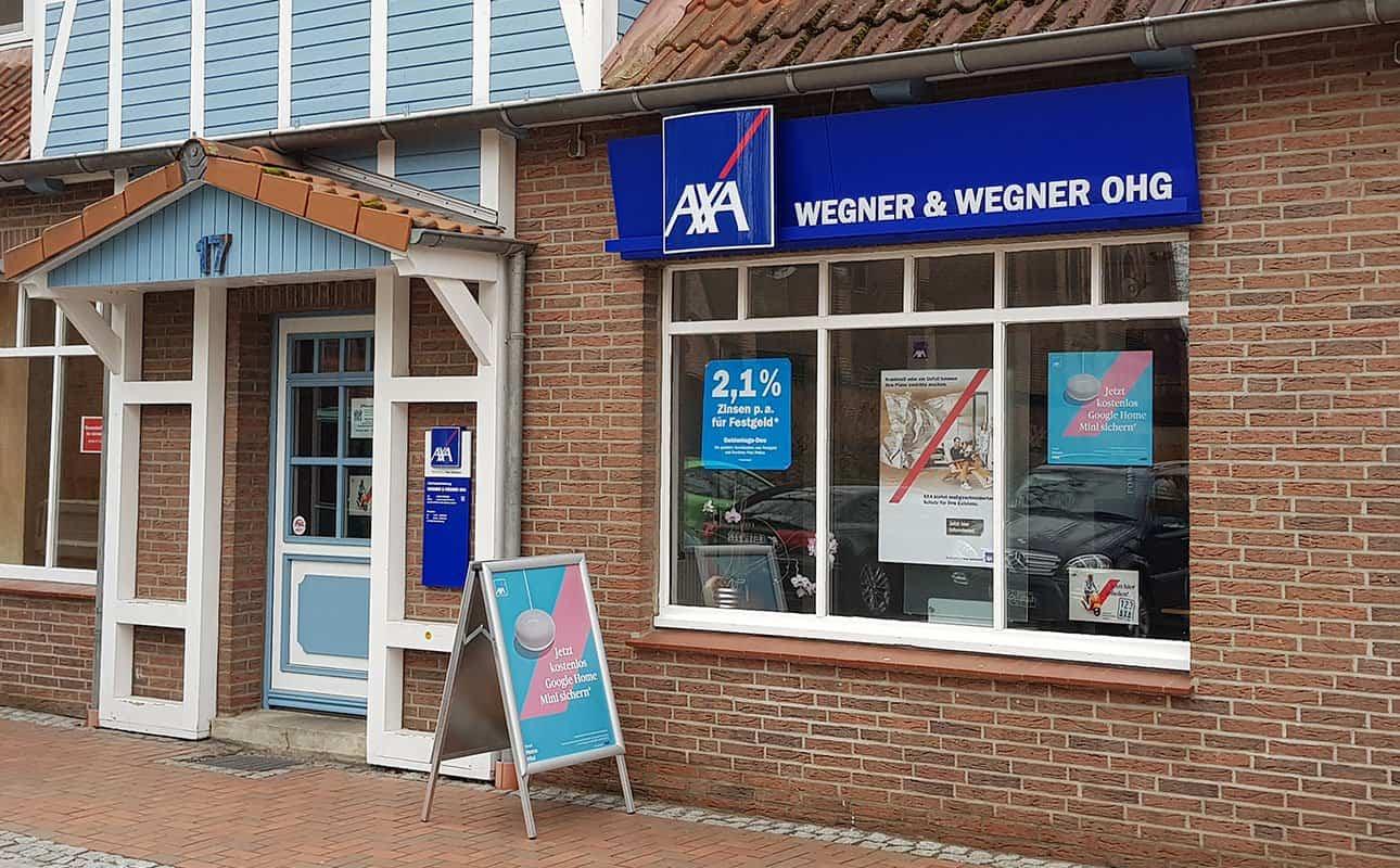 AXA Versicherung Tostedt - Wegner & Wegner OHG