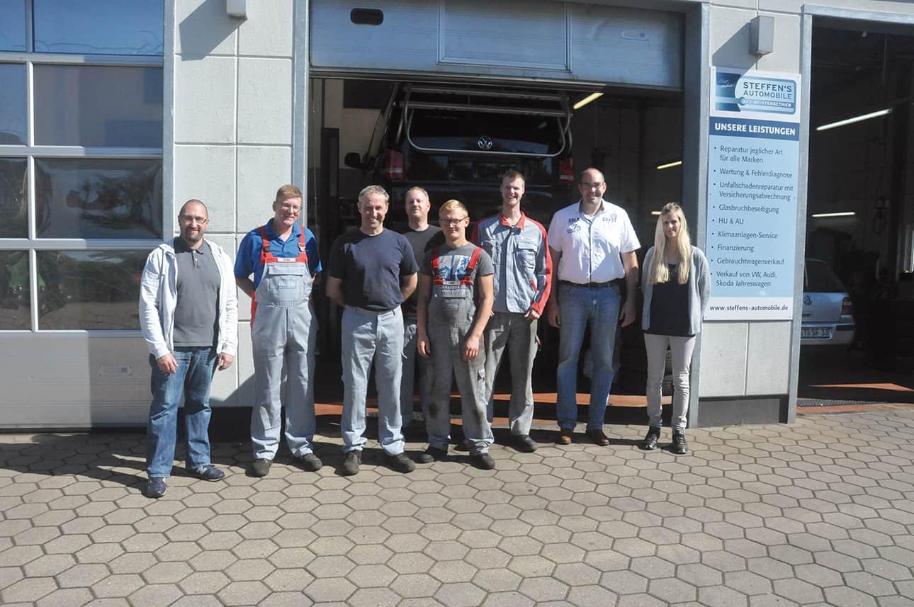 Steffens Automobile Team