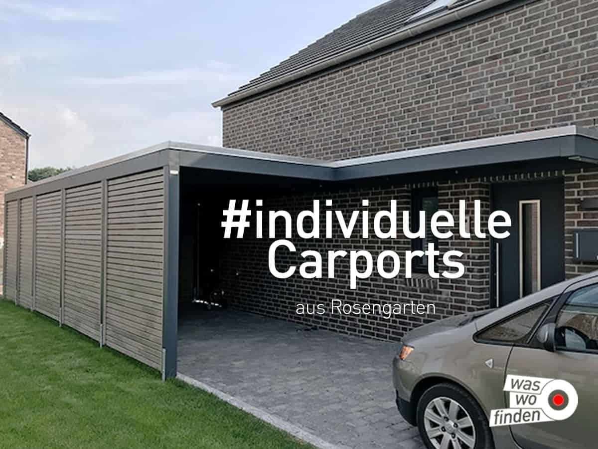 Individuelle Carports
