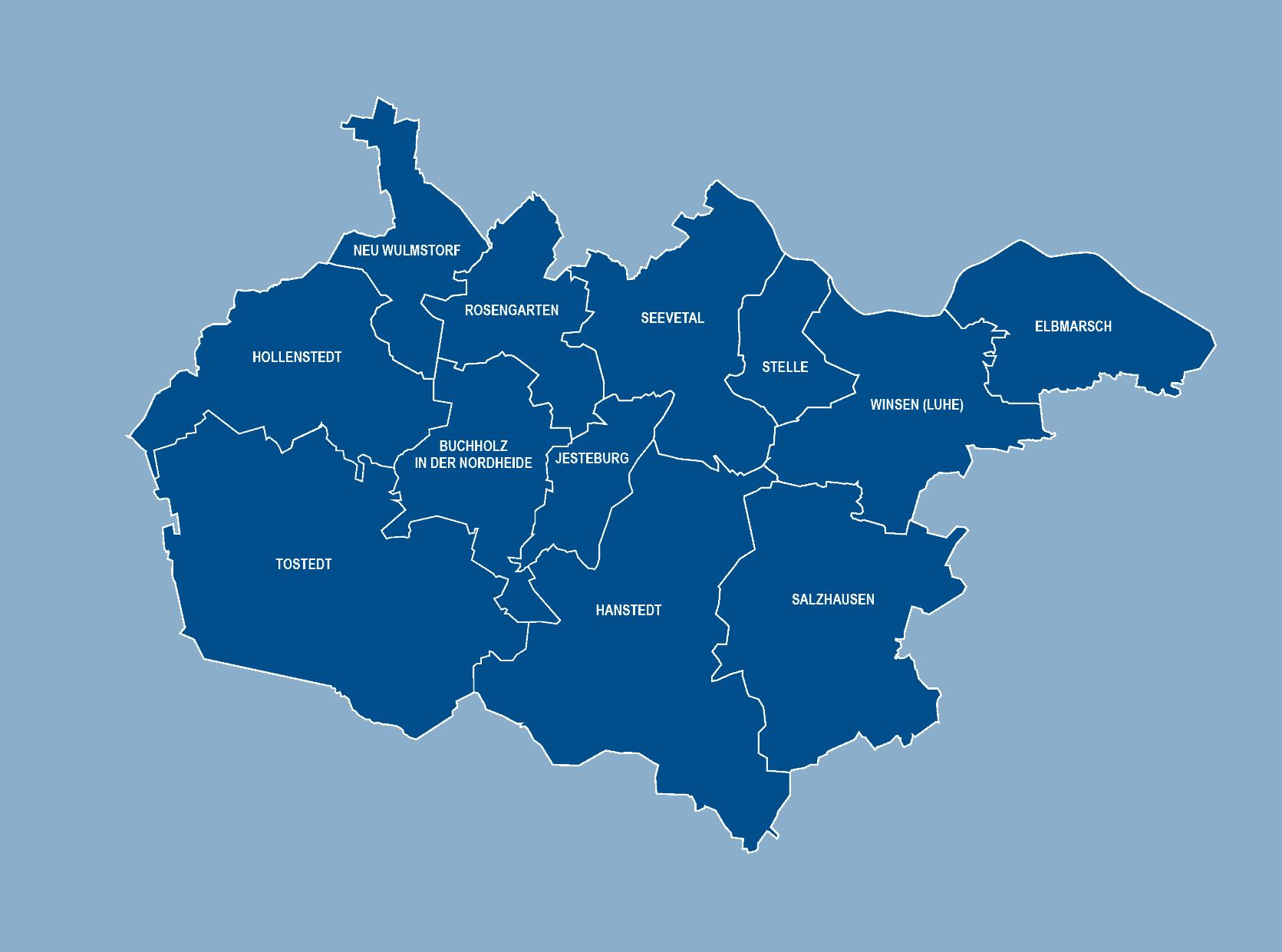 Attraktive Immobilienstandorte im Landkreis Harburg