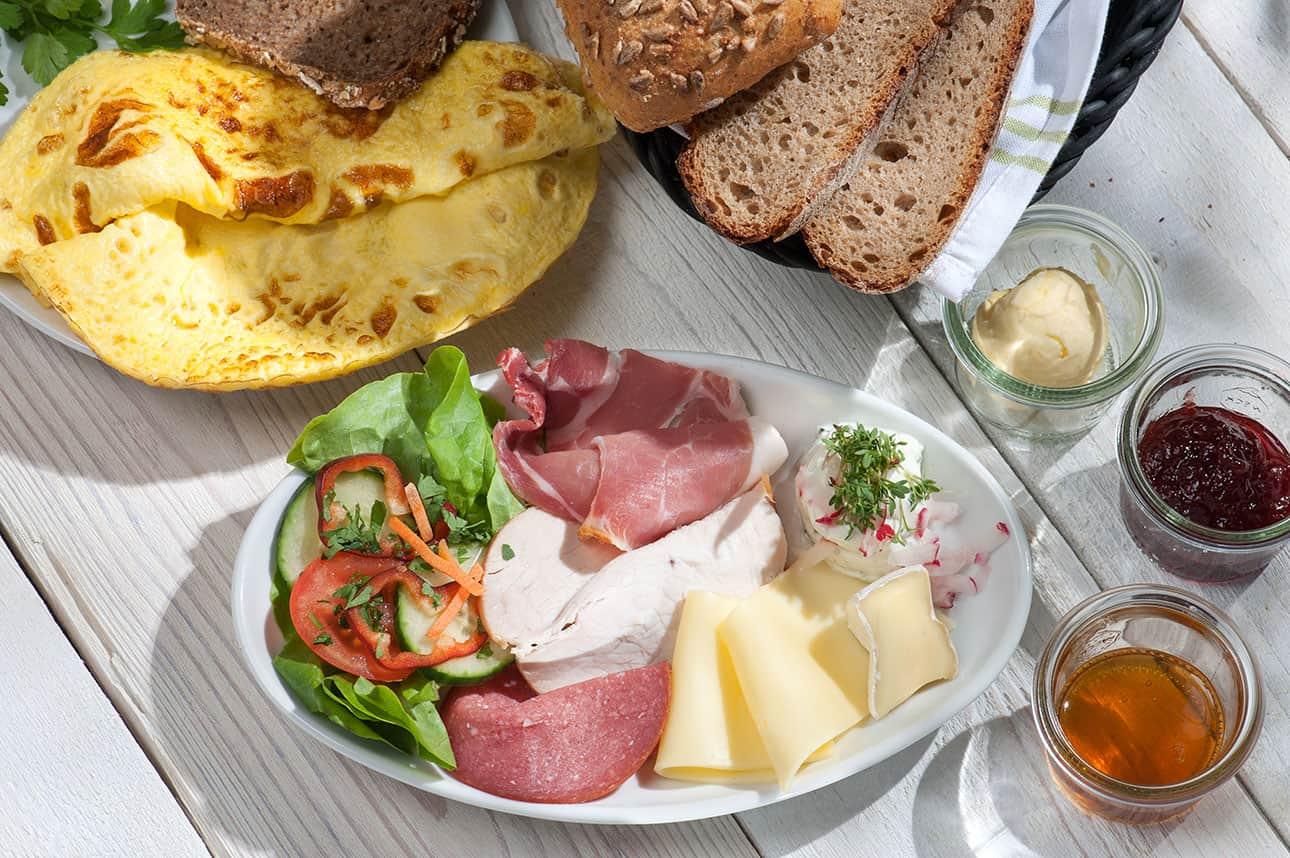 Gesundes Frühstück aus der Region - Bäckerei Bahde
