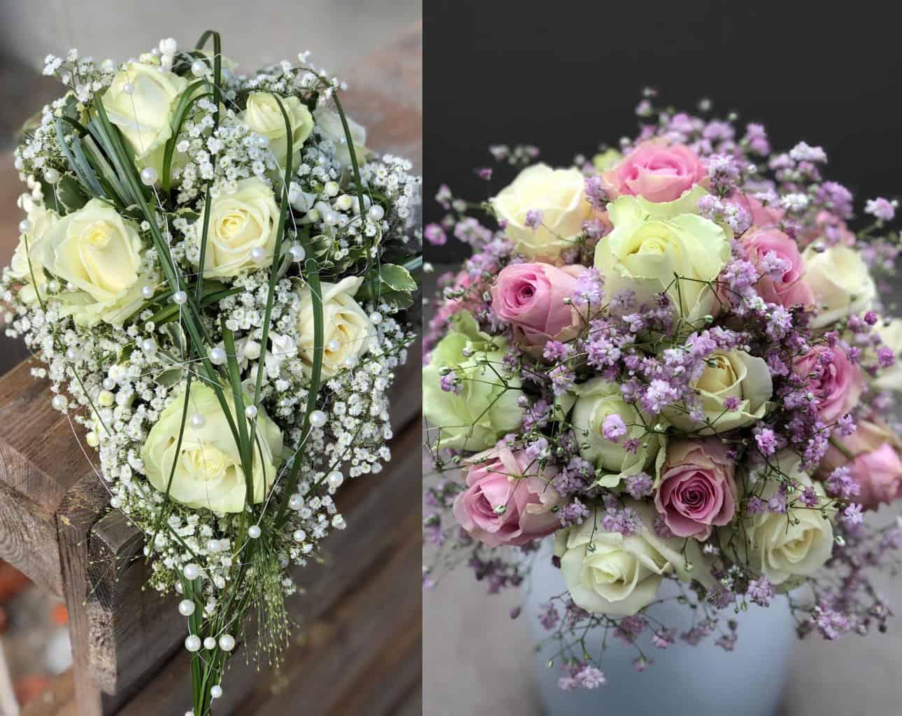 Hochzeitsfloristik Nordheide von Blumen Buschmann
