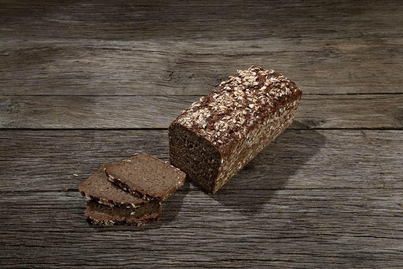 Korn an Korn 100% Roggen - Bäckerei Bahde
