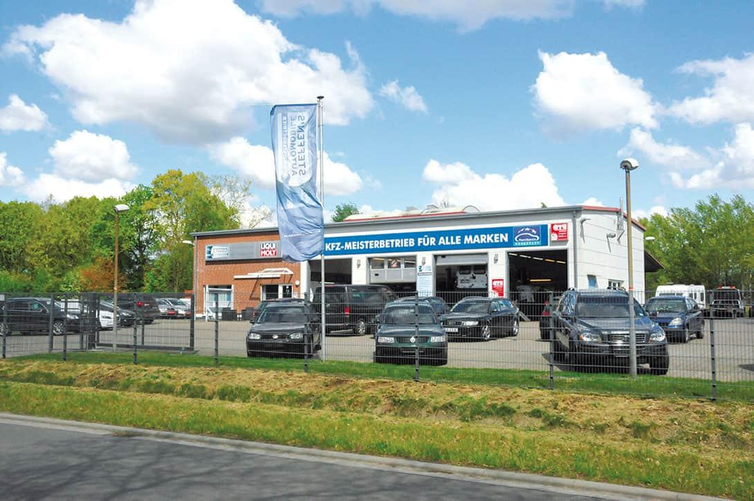 WasWoFinden SteffensAutomobile Firmengelaende2019