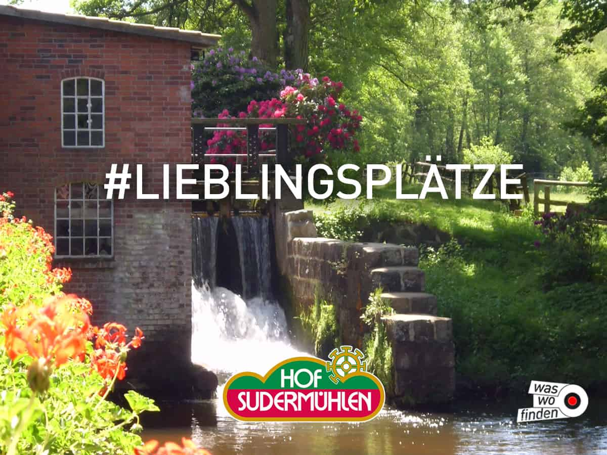 Lieblingsplätze Lüneburger Heide - Hod Sudermühlen