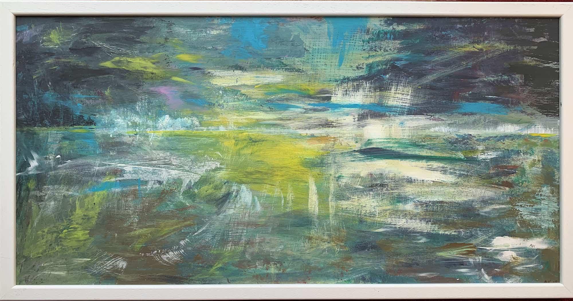 Bild Keusch-Wannags 1 Atlantis 40 x 80 cm