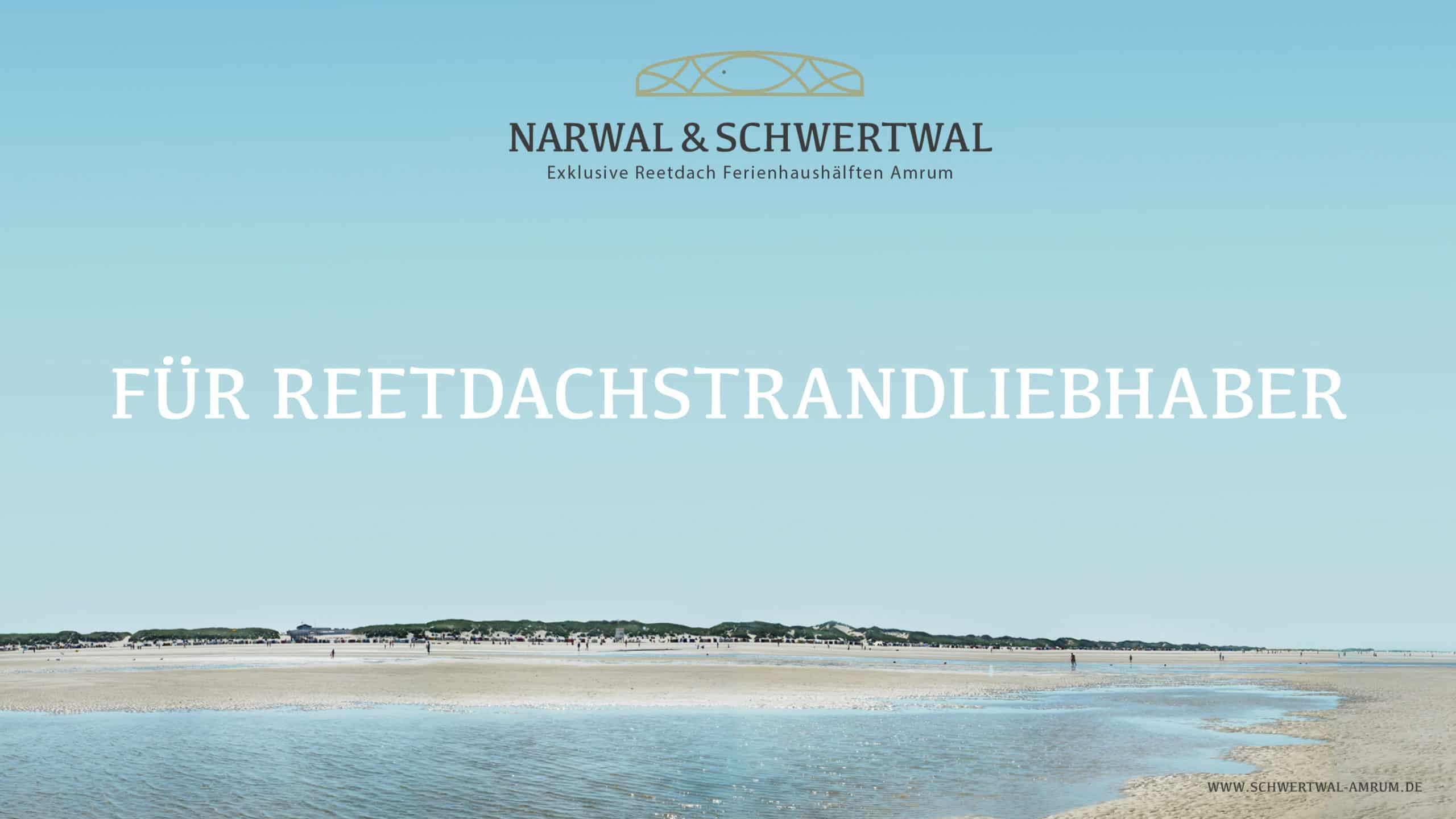Urlaub von Anfang an - Schwertwal und Narwal