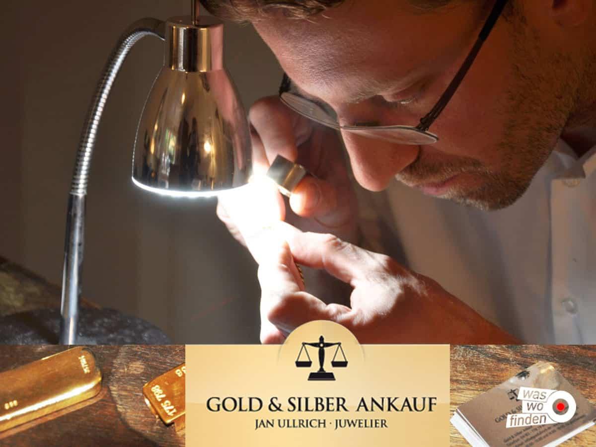 Gold- und Silberankauf Hamburg - Jan Ullrich