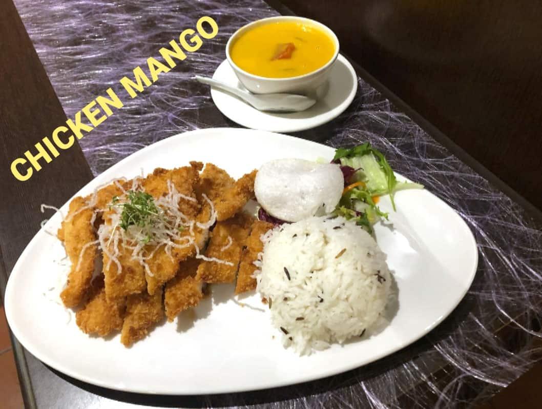 WasWoFinden Chicken Mango