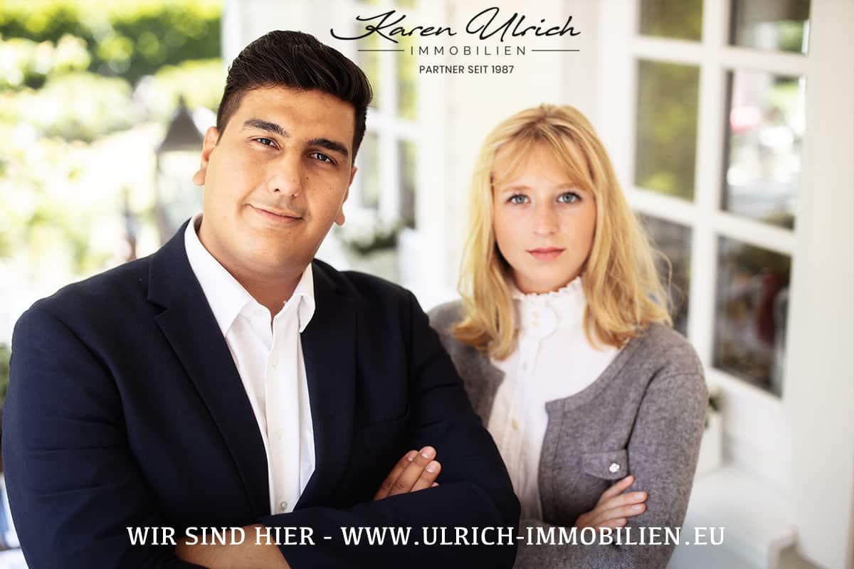 Wir sind hier - Karen Ulrich Immobilien