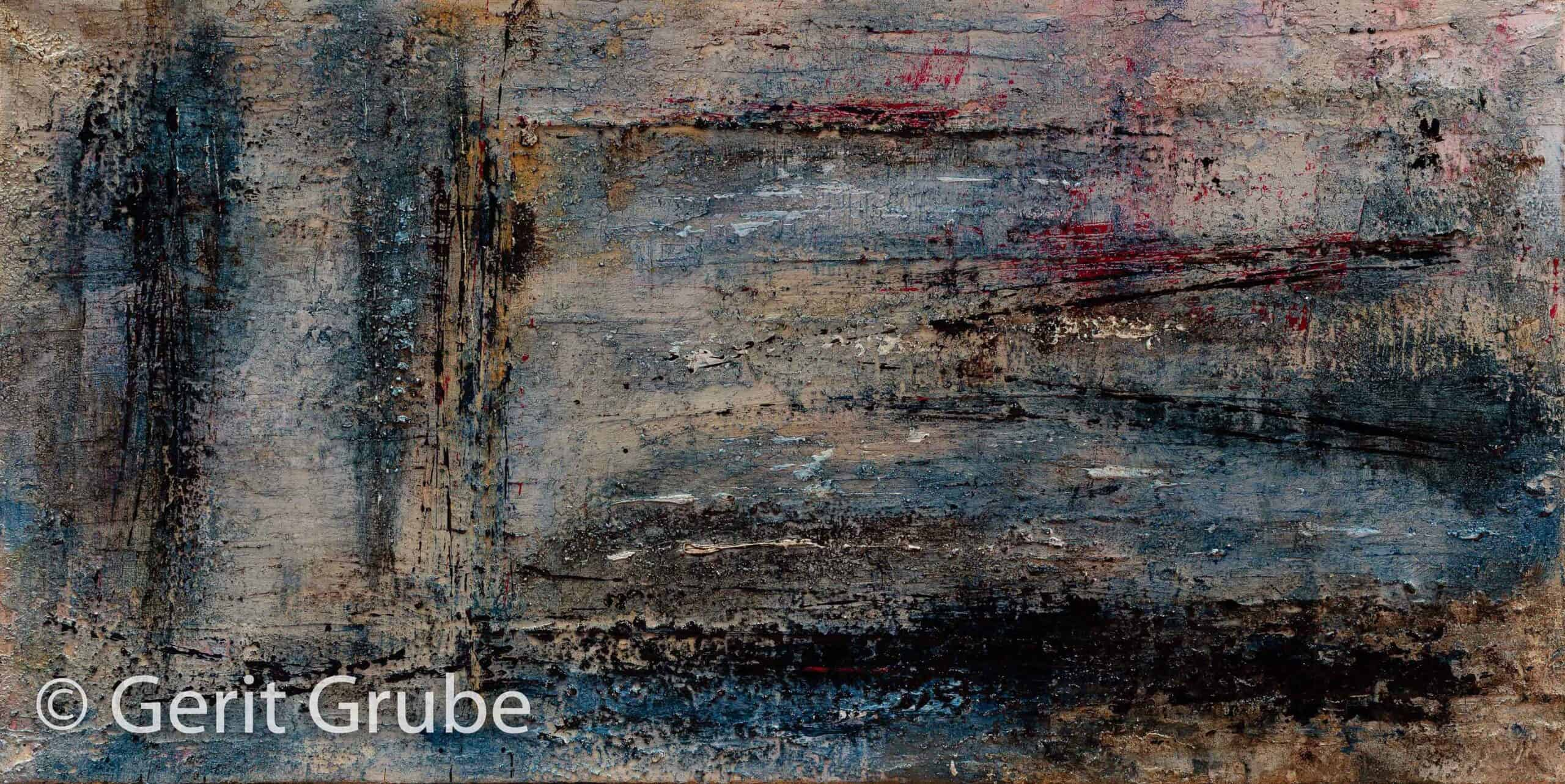 Spaziergang im Moor - 30x60 cm - Gerit Grube