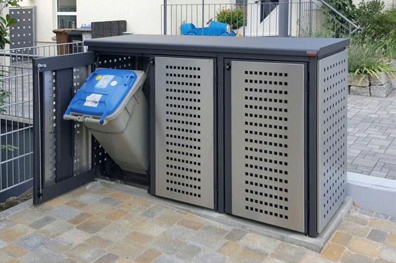 Müllboxen - comodul Nordheide