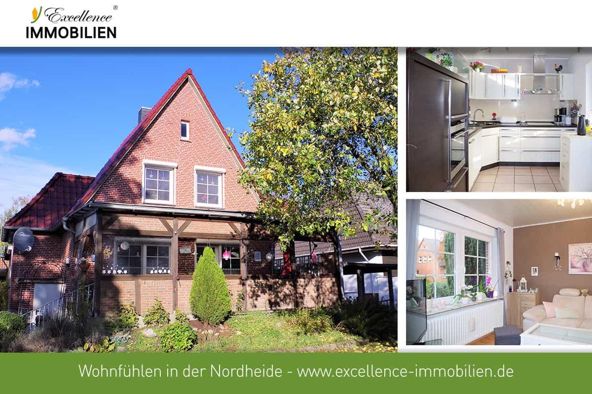 Modernisiertes EFH mit großem Garten in Winsen OT Roydorf