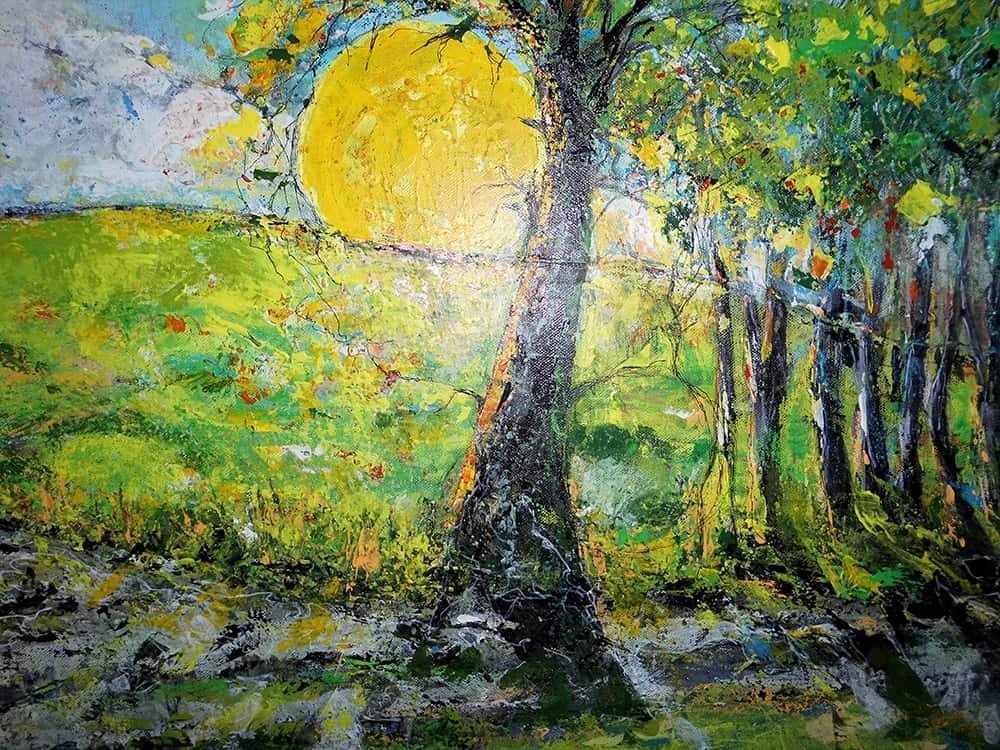 Marlis Hartig Malerei