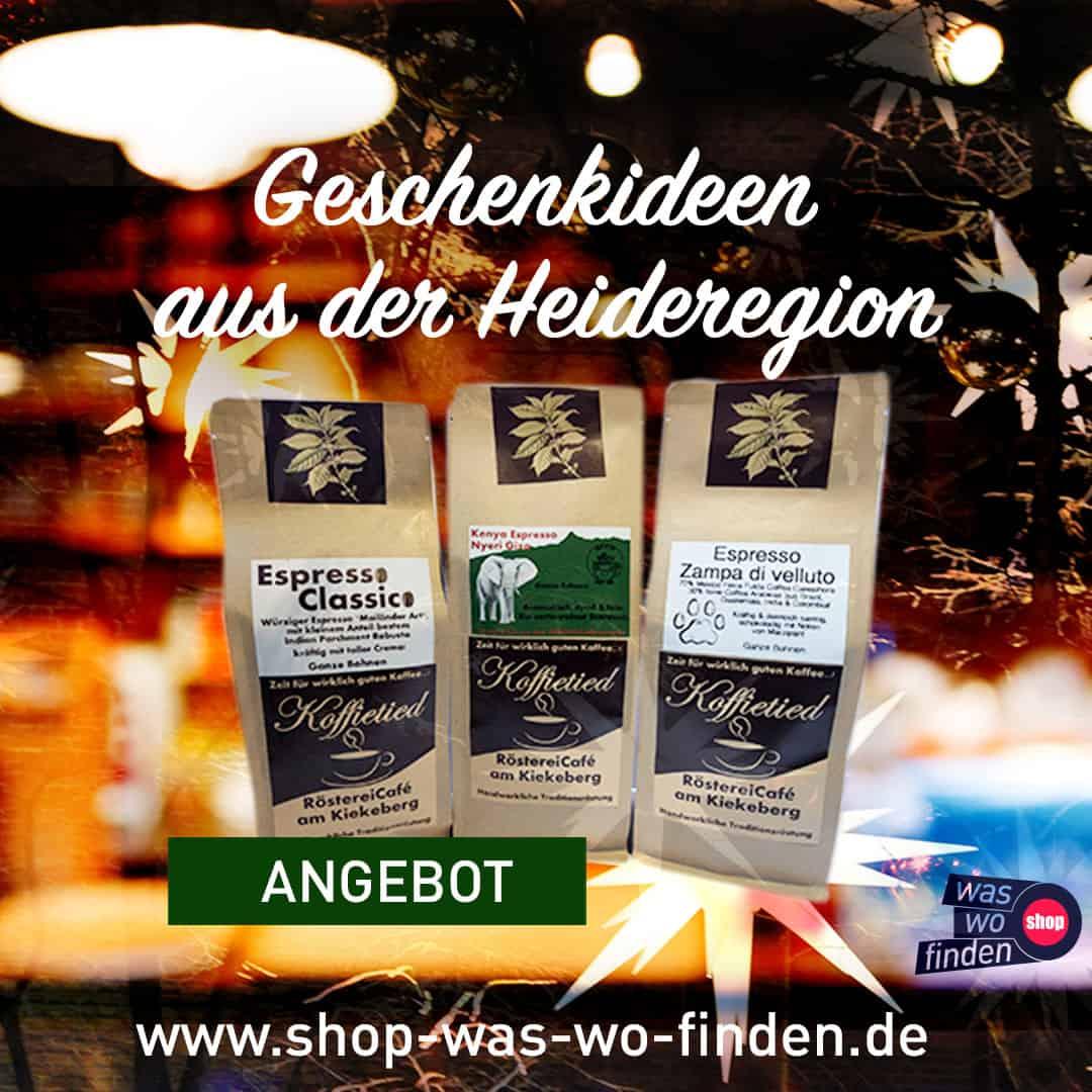 Espresso Nordheide - Koffietied Angebote