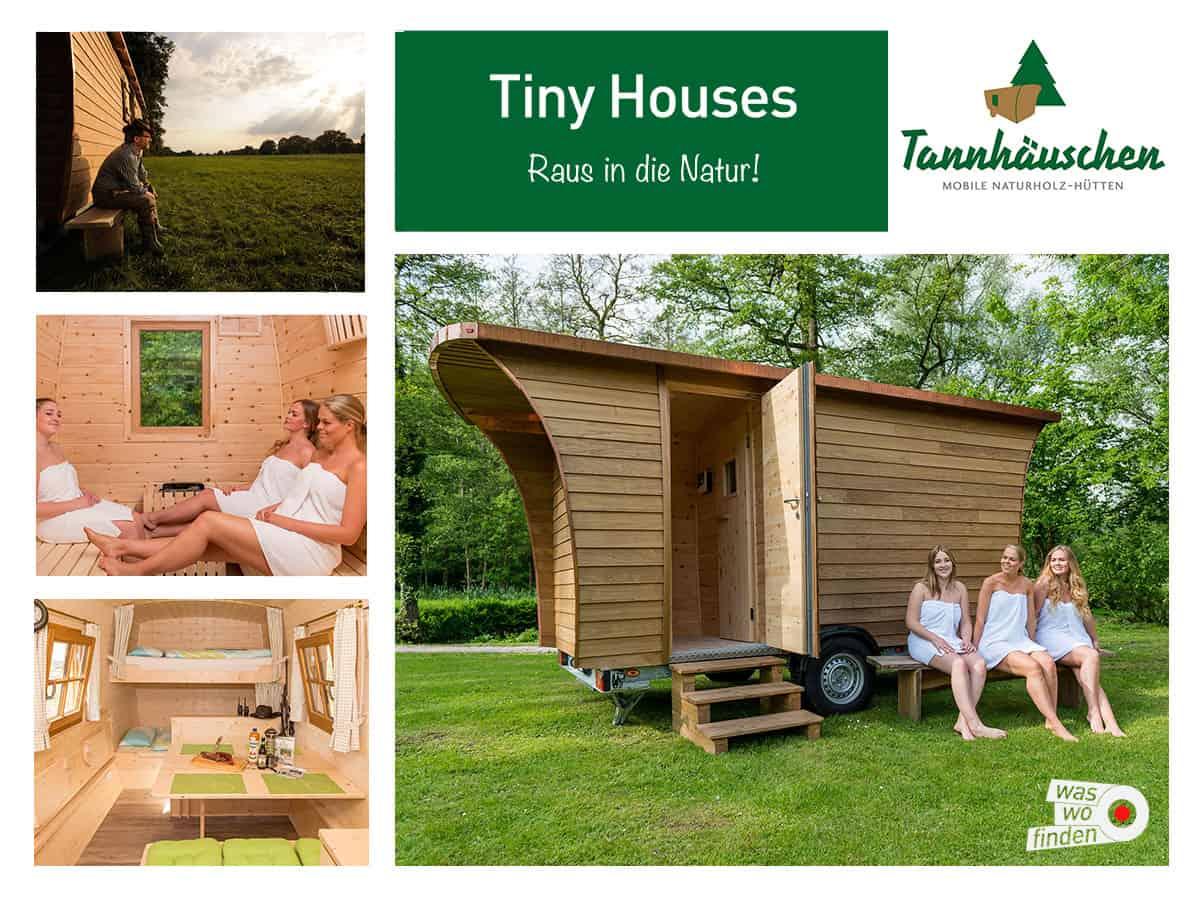 Gesundheit und Entspannung in der Tannhäuschen Sauna
