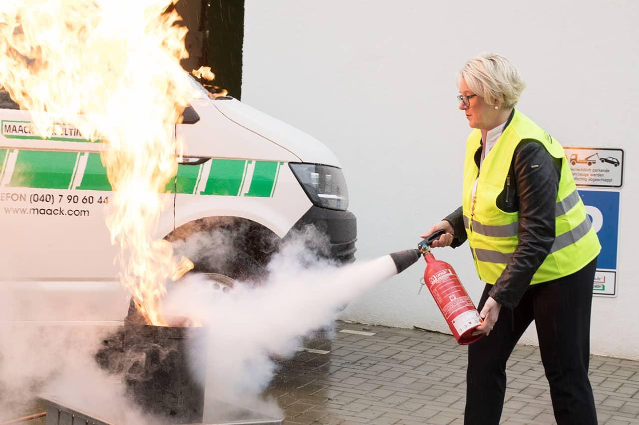 Maack Feuerschutz Loeschen