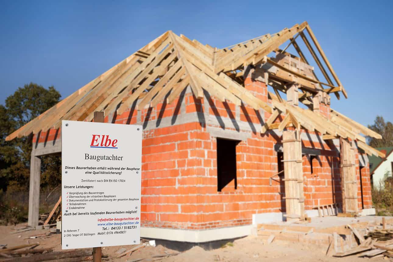 Hausbau mit dem Baugutachter
